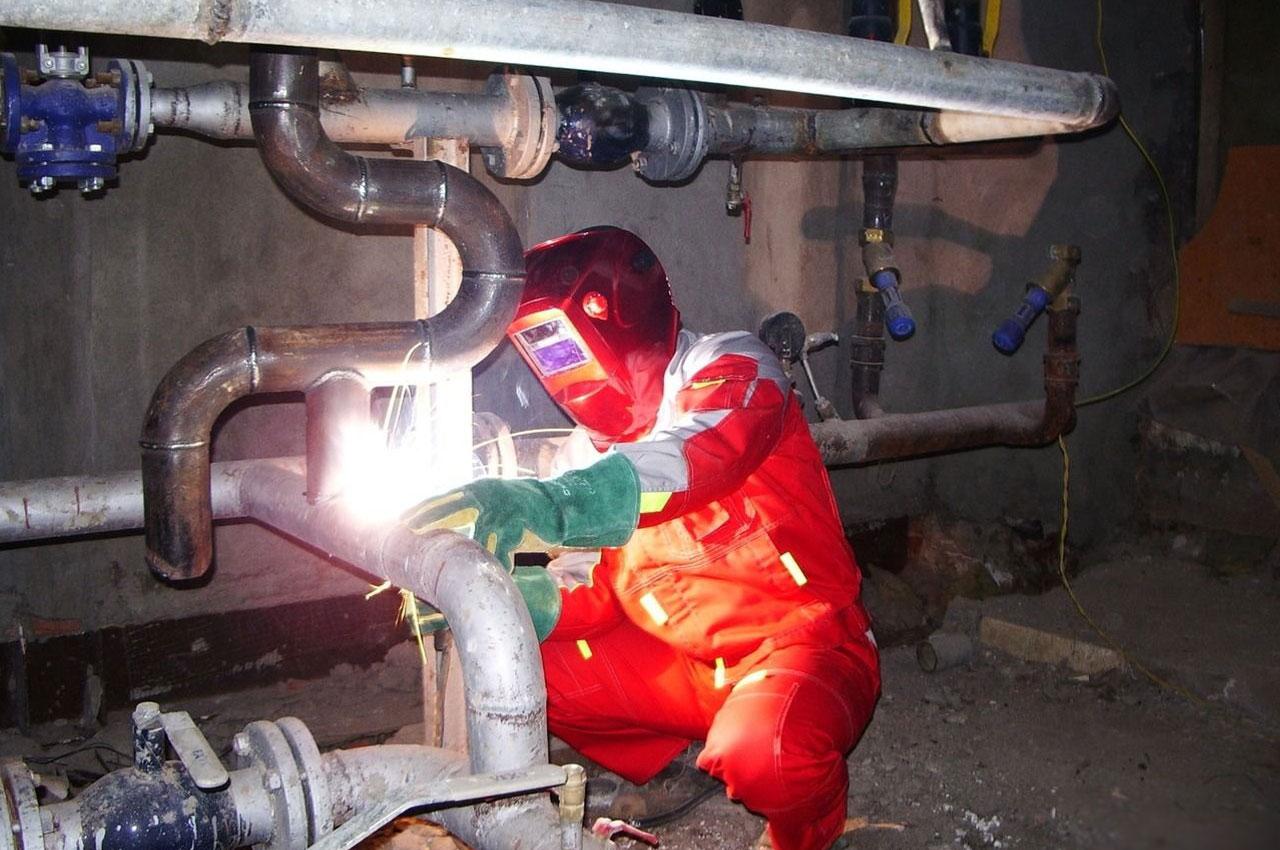 ремонт систем отопления, водоснабжения, канализации