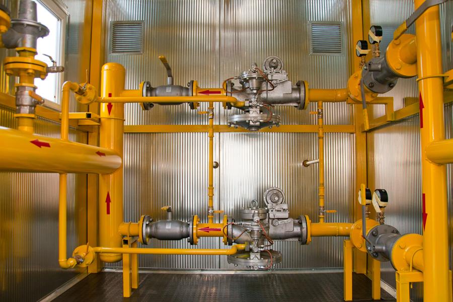 Проектирование и монтаж узлов учета газа