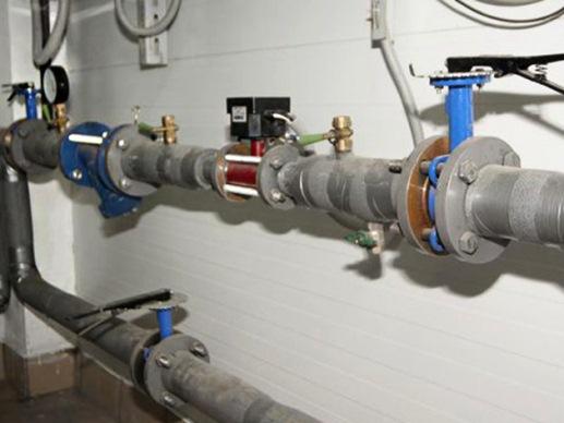 обслуживание узлов учета тепловой энергии