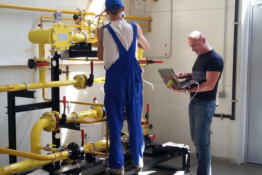 Техническое обслуживание газовых котельных