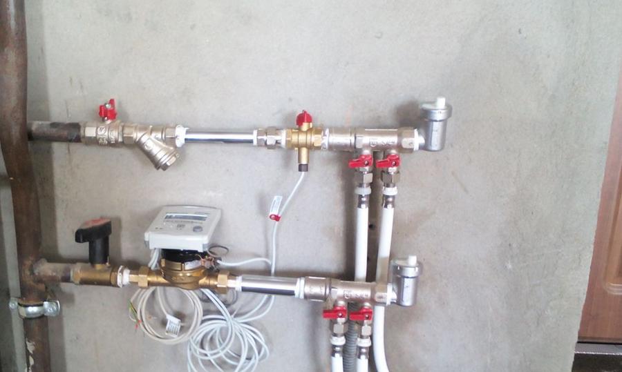 Установка и монтаж теплосчетчиков на отопление в нижнем новгороде