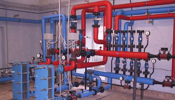 Промывка системы отопления в многоквартирном доме